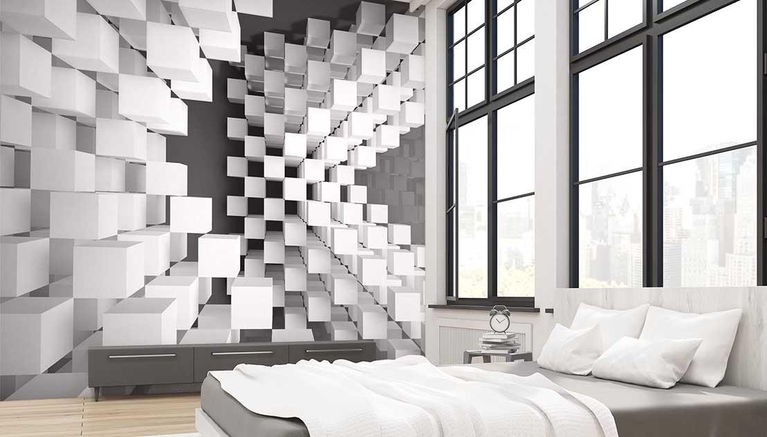 Fototapeta abstrakcyjna architektura